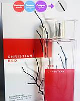 Женская парфюмированная вода Christian Red (Кристиан Рэд)