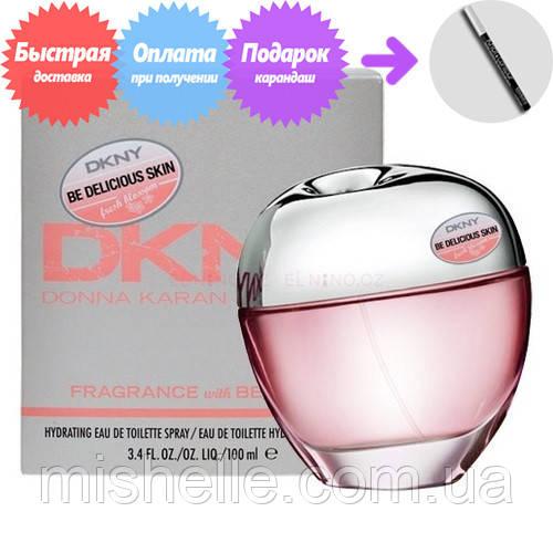 DKNY Be Delicious Fresh Blossom Skin Hydrating (Донна Коран би Делишес Фреш Блоссом Скин), женский - Mishelle Beauty в Харькове