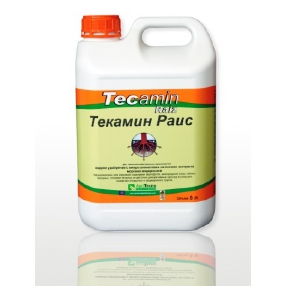Биостимулятор Текамин Раис - 1 л, 5 л