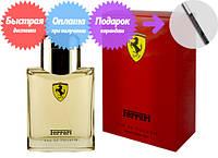 Туалетная вода для мужчин Ferrari Red (Феррари Ред)