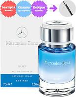 Мужская туалетная вода Mercedes Benz Mercedes Benz Sport for Men (Мерседес Бенз Спорт фо мен)