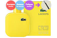 Туалетная вода для мужчин  Lacoste L.12.12 Yellow (Jaune) ( Лакост Еллоу)