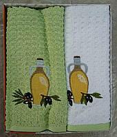 Наборы кухонных полотенец