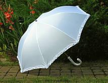 Хит! Классический Зонт для свадебной Фотосессии, Белый