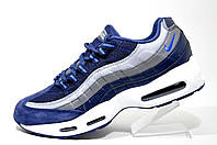 Кроссовки мужские Nike Air Max 95, Dark Blue\Gray\White