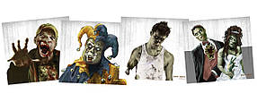 Мишень Crosman Zombie (20шт)