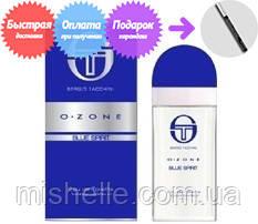 Мужской парфюм Sergio Tacchini Ozone Blue Spirit( Серджио Таччини О - Зон  Блу Спирит)