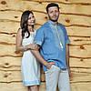 Вышиванка мужская и женское вышитое платье