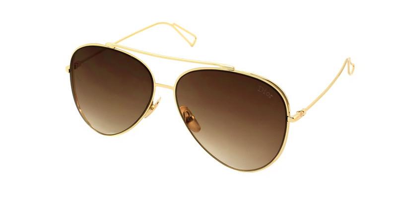 b8ae534ffa44 Очки Dior мужские от солнца коричневые - Оригинальные подарки в интернет- магазине Панда-Шоп