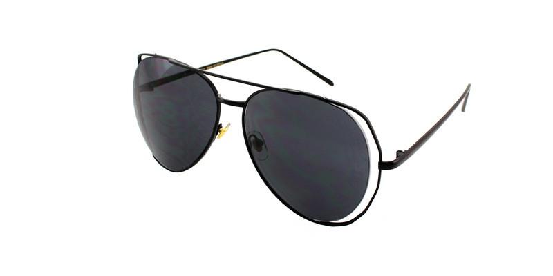 003be86eb5a5 Летние солнцезащитные очки Linda Farrow - Оригинальные подарки в  интернет-магазине Панда-Шоп в