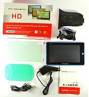 Автомобильный GPS навигатор E80 5   BT AV 4GB