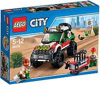 Конструктор LEGO City Внедорожник 4 х 4 (60115)