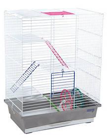 """Клетка """"Гоша"""" для мелких декоративных грызунов, 44х27х50 см"""