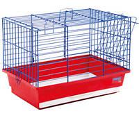 """Клетка """"Кролик мини"""" для крупных декоративных грызунов, 44х27х30 см"""