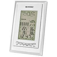 Многофункциональная бытовая метеостанция TemeoTrend AI белая Bresser 922418.