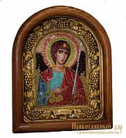 Икона из бисера Святой Архангел Михаил