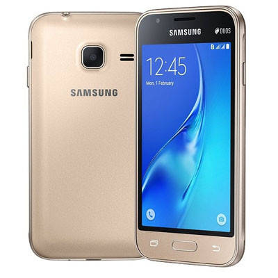 Смартфон Samsung J105H/DS (Galaxy J1 Mini) DUAL SIM Black, фото 2