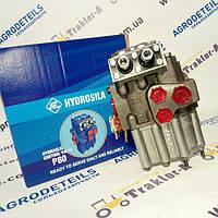 Гидрораспределитель Р80 3/1-44 Гидросила 2 секции коммунальные машины