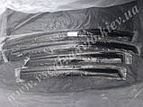Дефлекторы окон на FORD FIESTA хетчбэк с 2008 г. (HIC), фото 6