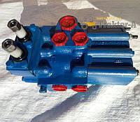 Гидрораспределитель Р80 3/1-44 (реставрация) 2 секции коммунальные машины