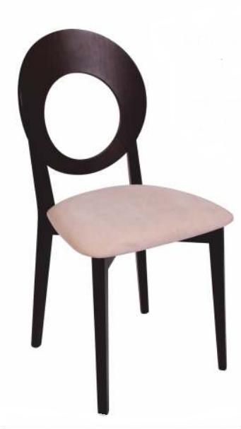 Дерев'яний стілець Космо