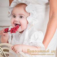 Капор Славянский белый (206)