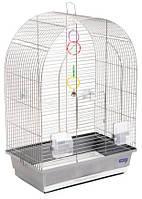 """Клетка """"Арка"""" для мелких декоративных птиц, 44х27х65 см"""