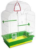 "Клетка ""Изабель - 1"" для мелких декоративных птиц, хромированное, 44х27х61 см"