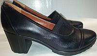 Туфли женские демисезонные p37-40 LOUISA 53/2 натуральная кожа TONI