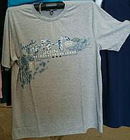 Мужские футболки больших размеров, фото 1