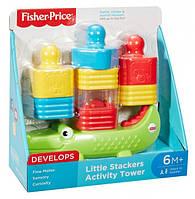 Игрушка Веселый крокодил Fisher-Price (DRG34)