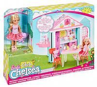Домик развлечений Челси Barbie (DWJ50)