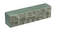 Кирпич облицовочный LAND BRICK Скала зеленый 250х55х65 мм