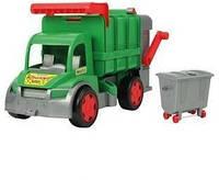 Игрушечный Мусоровоз Wader Gigant Truck (67015)