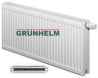 Радиатор для отопления стальной Grunhelm тип 22 (нижнее подключение) 500*500