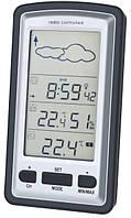 Компактная бытовая метеостанция TemeoTrend C черная Bresser 914473.
