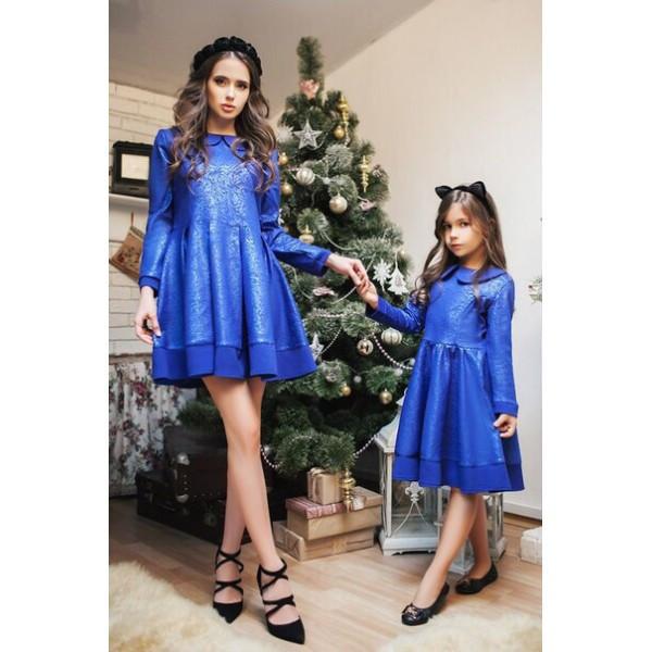 5f64b275612f Красивые платья для мамы и дочки (разные цвета) - IBERIS в Харькове