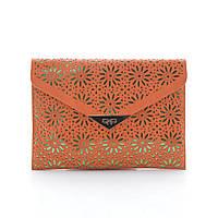 Женский клатч L. Pigeon 130238 orange