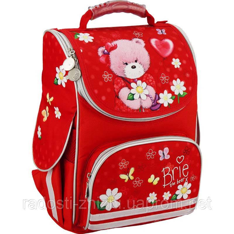 Ранец школьный каркасный KITE 2016 Popcorn Bear 501 (PO16-501S)