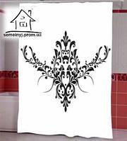Шторка для ванной комнаты Miranda Floral (PANEL)