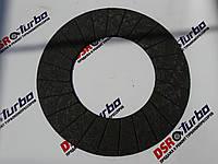 Накладка на диск сцепления Евро МАЗ без отверстий стекловолокно
