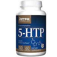 Jarrow Formulas, 5-HTP, 100 мг, 60 капсул, купить, цена, отзывы