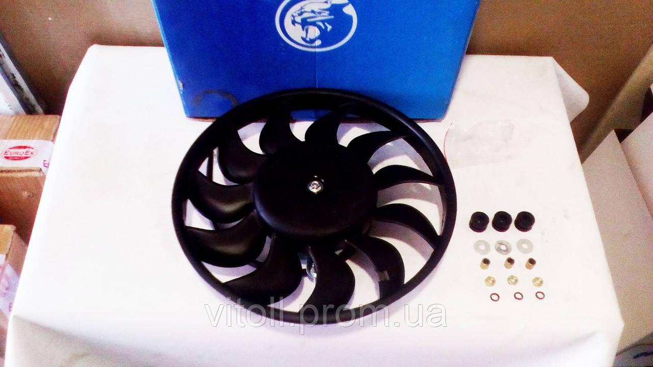Вентилятор охлаждения радиатора Ваз 2101- 07, 2108- 2115 ЛУЗАР