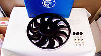Вентилятор охлаждения радиатора Ваз 2101- 07, 2108- 2115 ЛУЗАР, фото 1