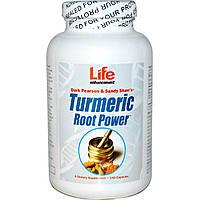 Life Enhancement, Сила корня куркумы, 240 капсул, купить, цена, отзывы