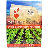 Red Ace, «Никогда не пропускайте ни одного биения», органическое, 12 флаконов, по 2 жидк. унц. (60 мл) каждый, купить, цена, отзывы