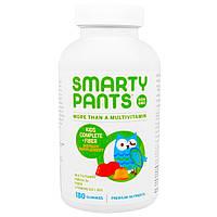 SmartyPants, Детские мультивитамины с волокнами, 180 Gummies, купить, цена, отзывы