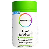 Rainbow Light, Защита печени, 50 вегетарианских капсул, купить, цена, отзывы