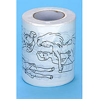 Туалетная бумага прикольная КАМАСУТРА