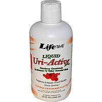 Life Time, Uri-Active Blend, со вкусом натуральной клюквы, 960 мл, купить, цена, отзывы